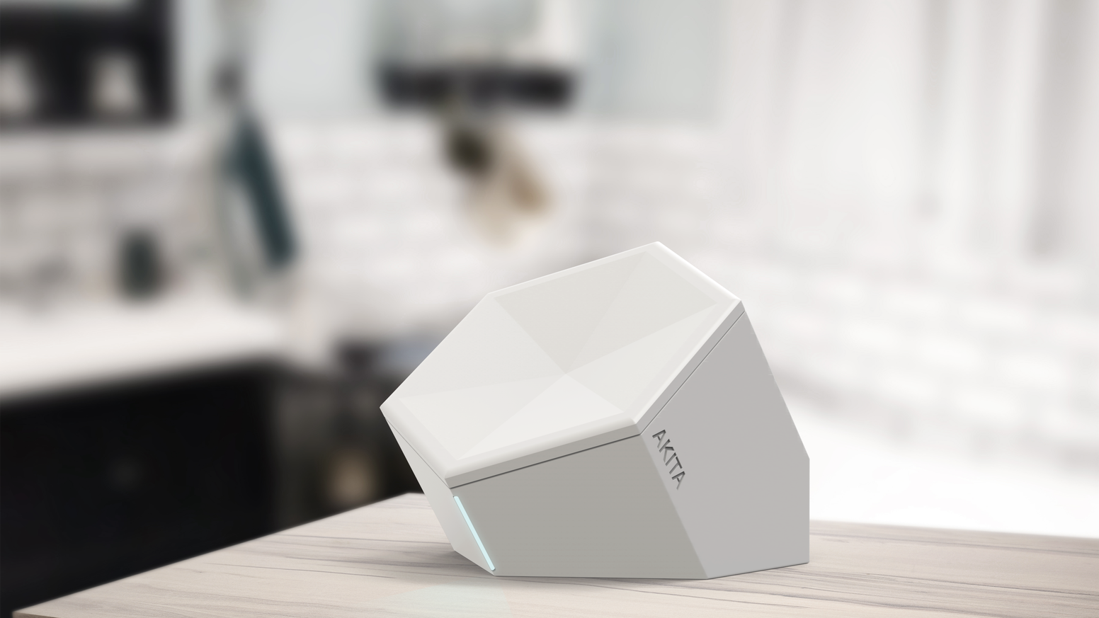 Protect your home from IoT invasions and hacks with Akita, the IoT device watchdog station.