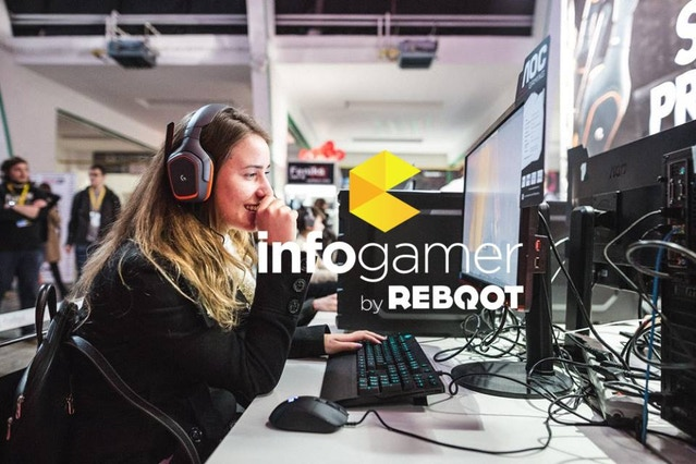 Reboot Infogamer - one of Europe's largest gaming faires