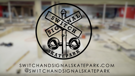 Help finish Switch and Signal Skatepark