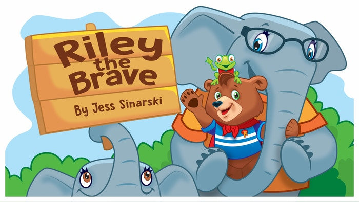 Riley the Brave is going to the next level with BraveBrains, a training and resource platform applying user-friendly brain science.