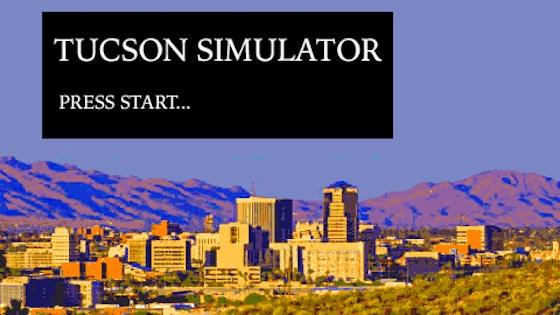Tucson Simluator