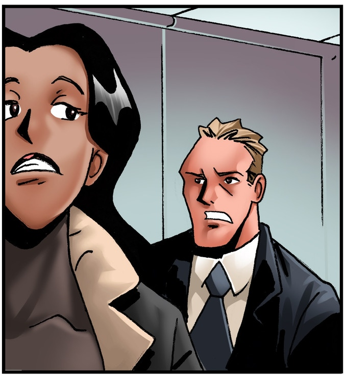 Dave, always looking out for Penumbra... Even if his pay check comes from the bad guys.