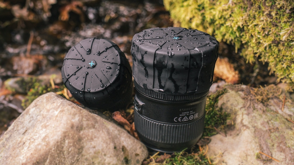 Universal Lens Cap - 1 Cap for Every DSLR Camera Lens project video thumbnail