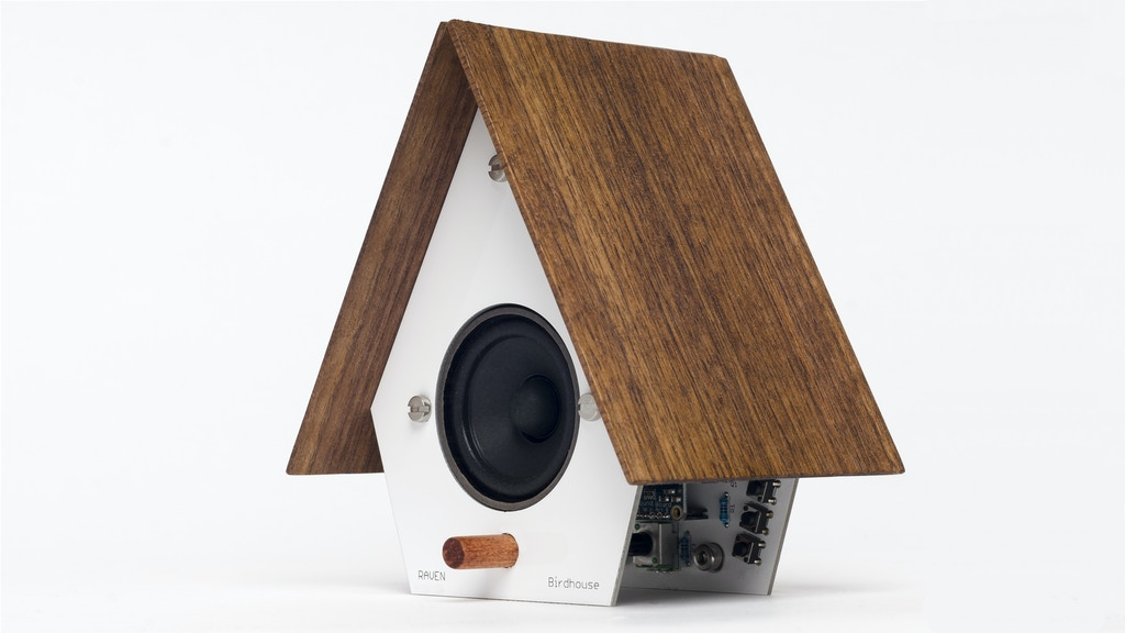 Birdhouse: An internet-of-things work of art project video thumbnail