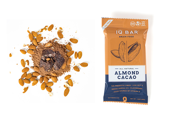 INGREDIENTS: Almonds,Walnuts, Coconut Flakes, Dates, Cacao Nibs, Cacao Powder, Chia Seeds, Chicory Root Fiber, Pink Himalayan Sea Salt