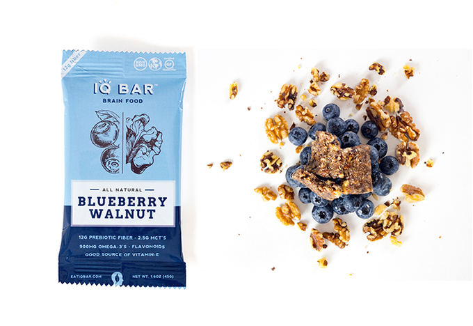 INGREDIENTS: Blueberries,Walnuts, Coconut Flakes, Sunflower Seeds, Almonds, Dates, Cacao Nibs, Cacao Powder, Chia Seeds, Chicory Root Fiber, Pink Himalayan Sea Salt
