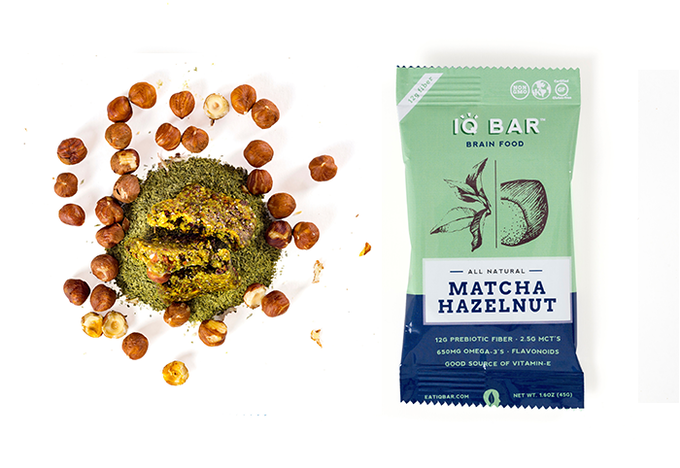INGREDIENTS: Hazelnuts, Almonds,Walnuts, Coconut Flakes, Dates, Matcha, Cacao Nibs, Chia Seeds, Chicory Root Fiber, Pink Himalayan Sea Salt
