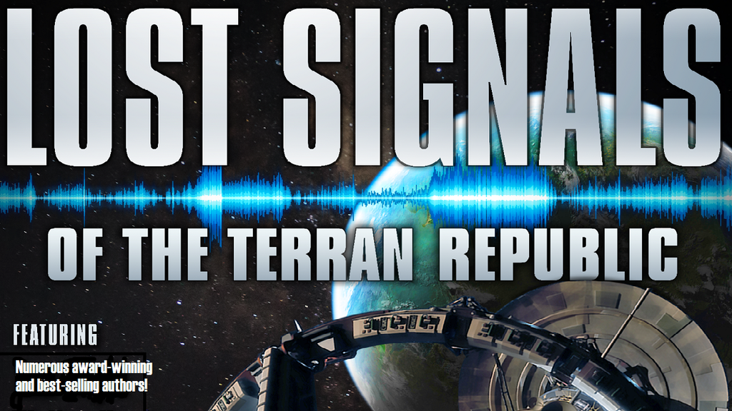 Lost Signals of the Terran Republic (Caine Riordan) project video thumbnail
