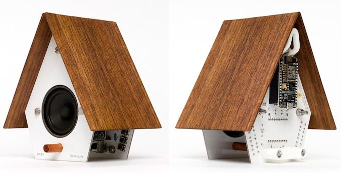 #birdhouse