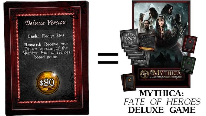 $80 - Deluxe Version