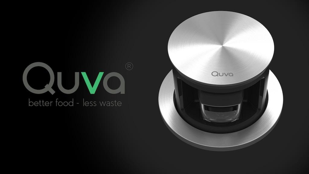 Quva | the vacuum foodsaving revolution