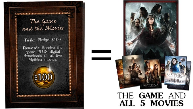 $100 - The Game + 5 Movies