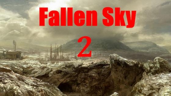 Fallen Sky 2 [RPG][Postnuclear Adventure][PC][Andoid]