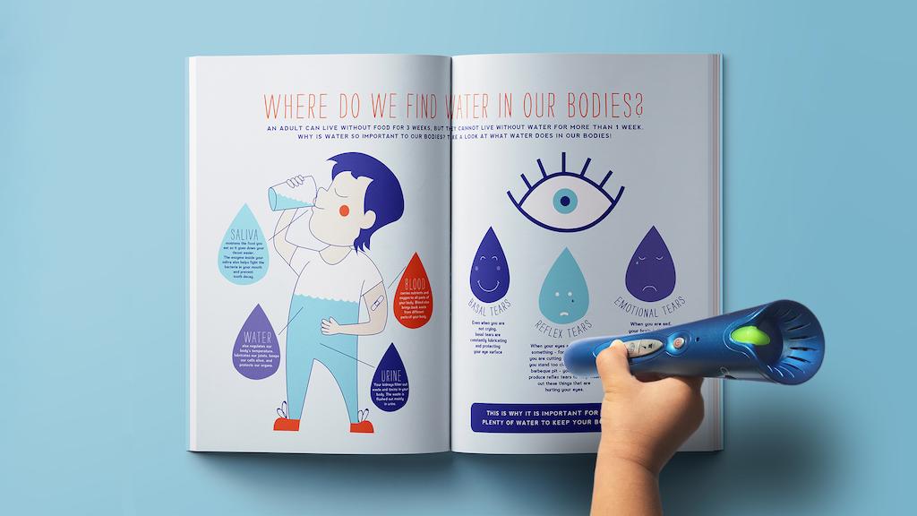 Discover Wonders: Brain Boosting STEM Talking Books project video thumbnail