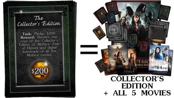 $200 - Collector's Edition