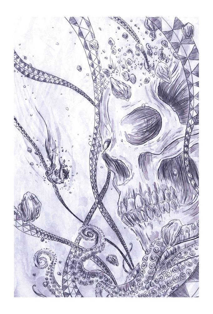 Art by Lyndon White