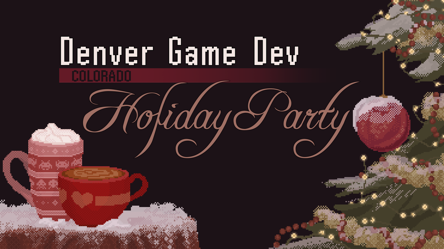 Help us throw a FREE party for indie game developers in Denver, Colorado this December.