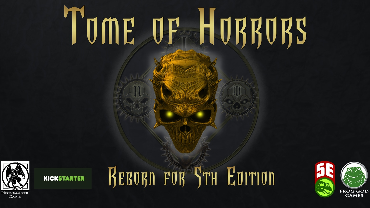 Tome of Horrors: Reborn for Fifth Edition by Frog God Games
