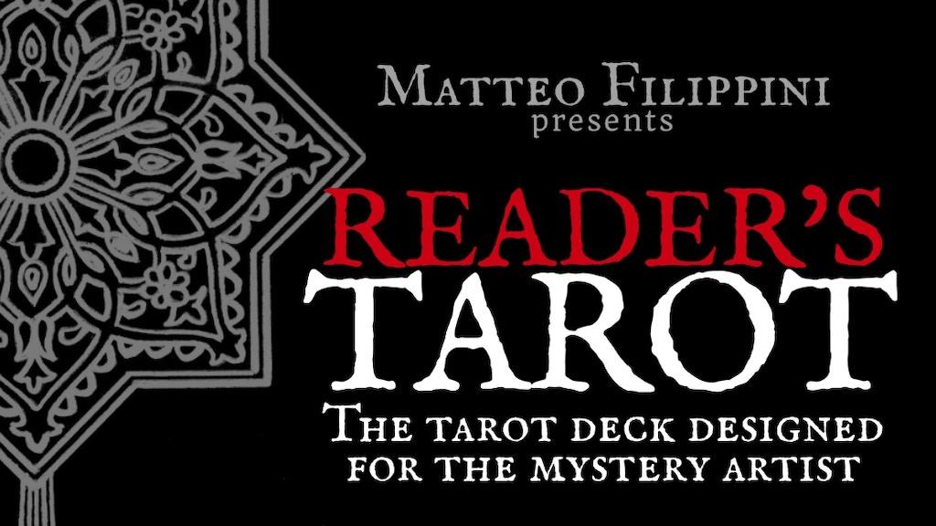 Reader's Tarot Deck project video thumbnail