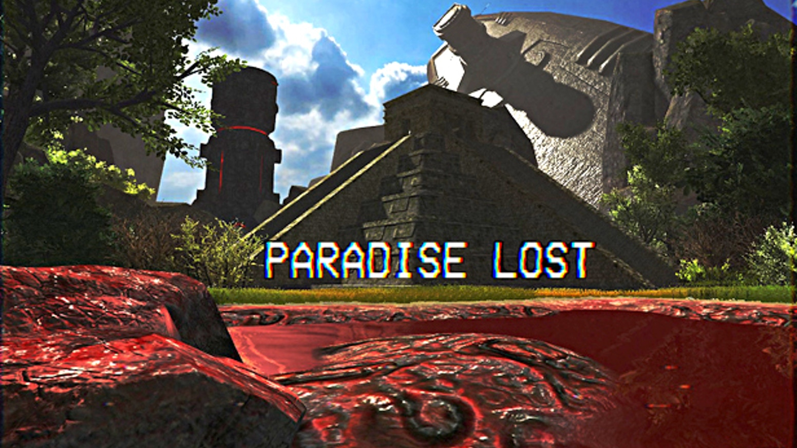 Paradise Lost: FPS Survival Cosmic Horror Game by JUAN ENRIQUE