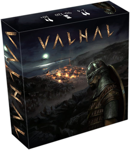 A strategic board game set at the dawn of the Viking era. Experience endless strategy options and the rich lore of the nordic world.