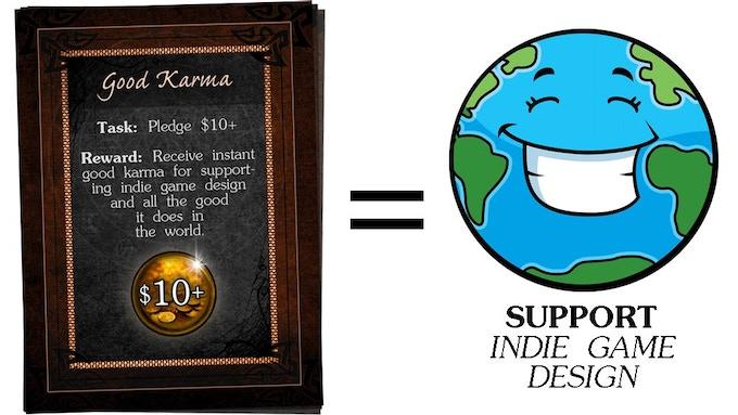 Instant Good Karma!