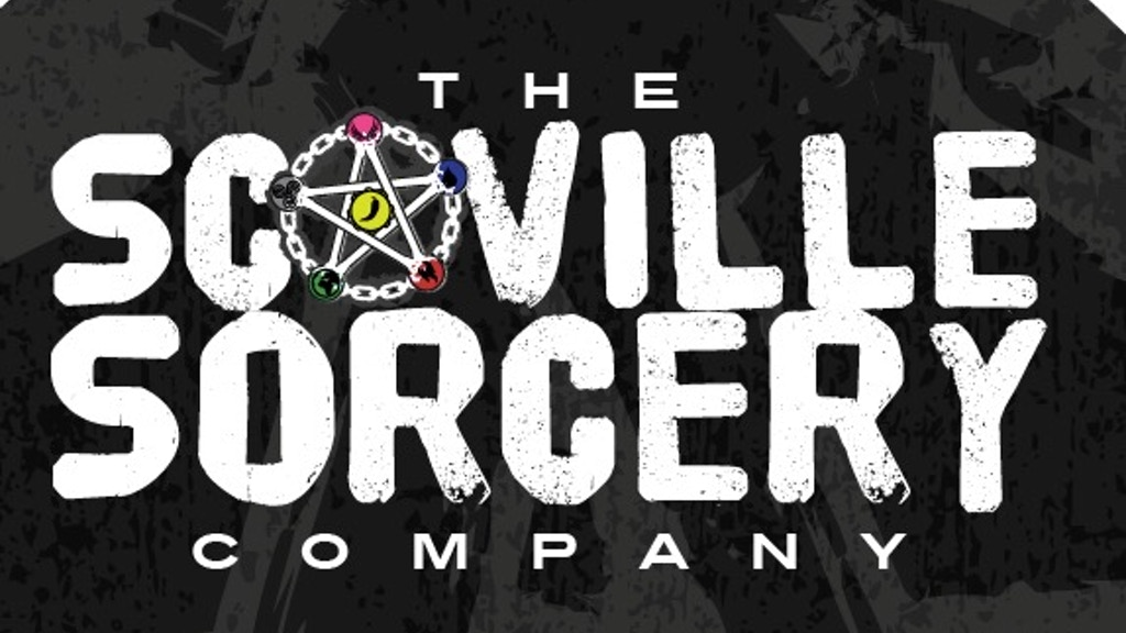 Project image for The Scoville Sorcery Company.