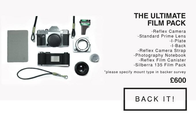 Reflex: Bringing back the analogue SLR camera by REFLEX — Kickstarter