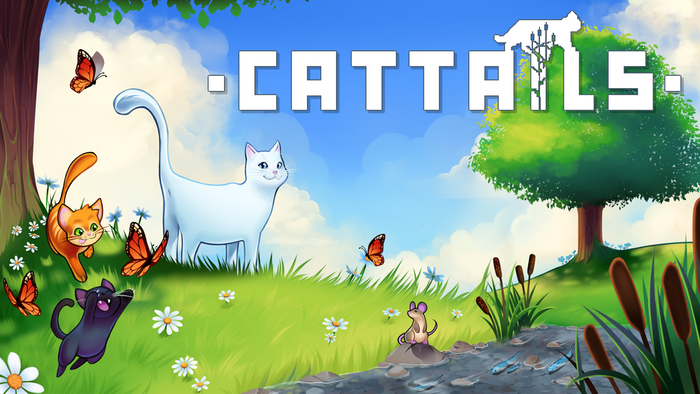 Cattails Open World Cat Wildlife Simulation Game By Falcon
