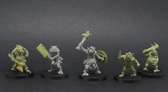 Goblin Troublemakers
