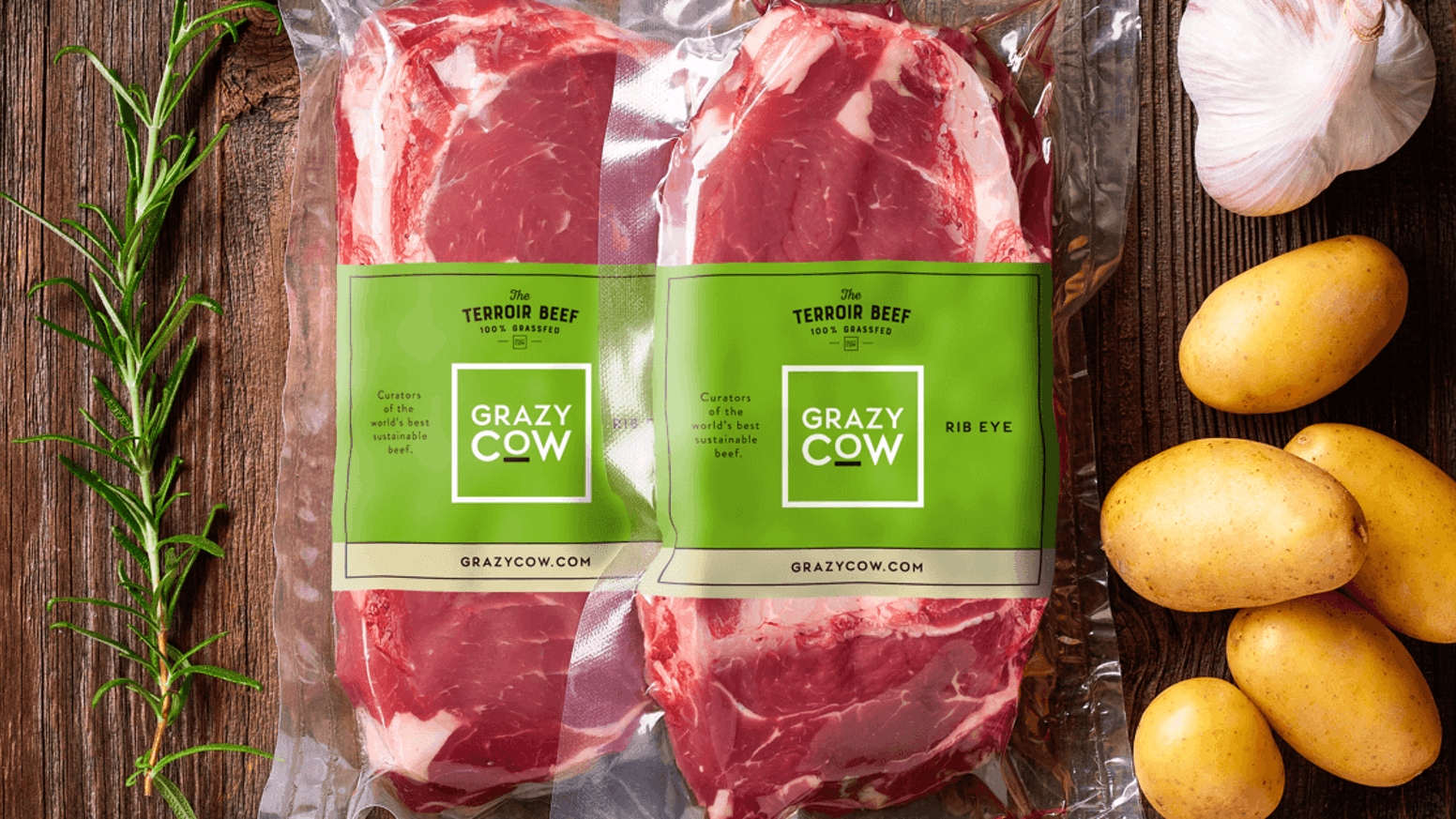 Grazy Box – Tasty and healthy 100% grass-fed beef.