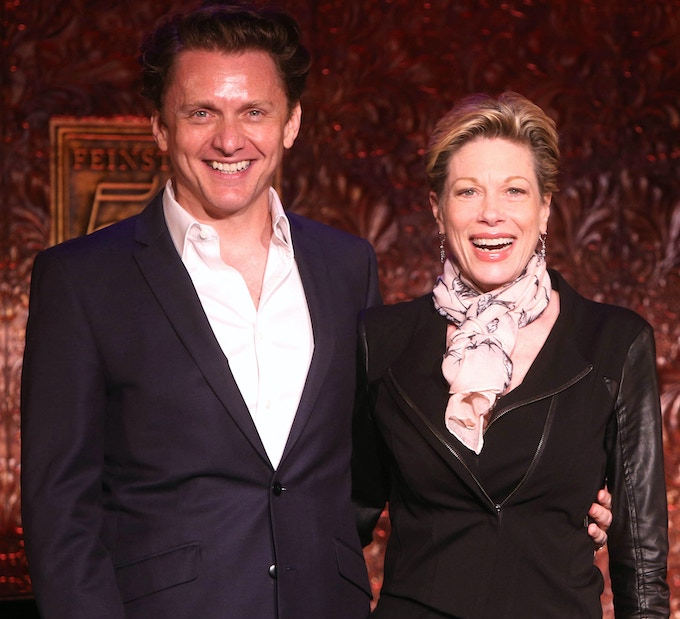 Conversation and advice about the theatre (and more) with Jason Danieley and Marin Mazzie