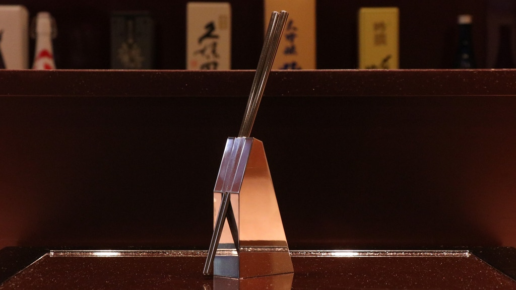 sutto - A brandnew style of chopsticks and chopsticks stand