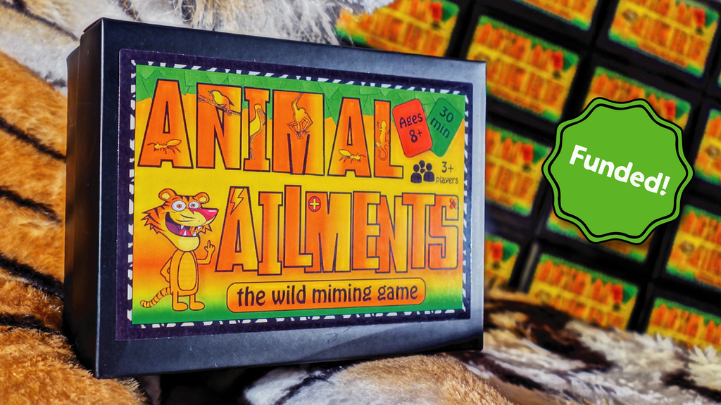 Animal Ailments - The Wild Miming Game! project video thumbnail