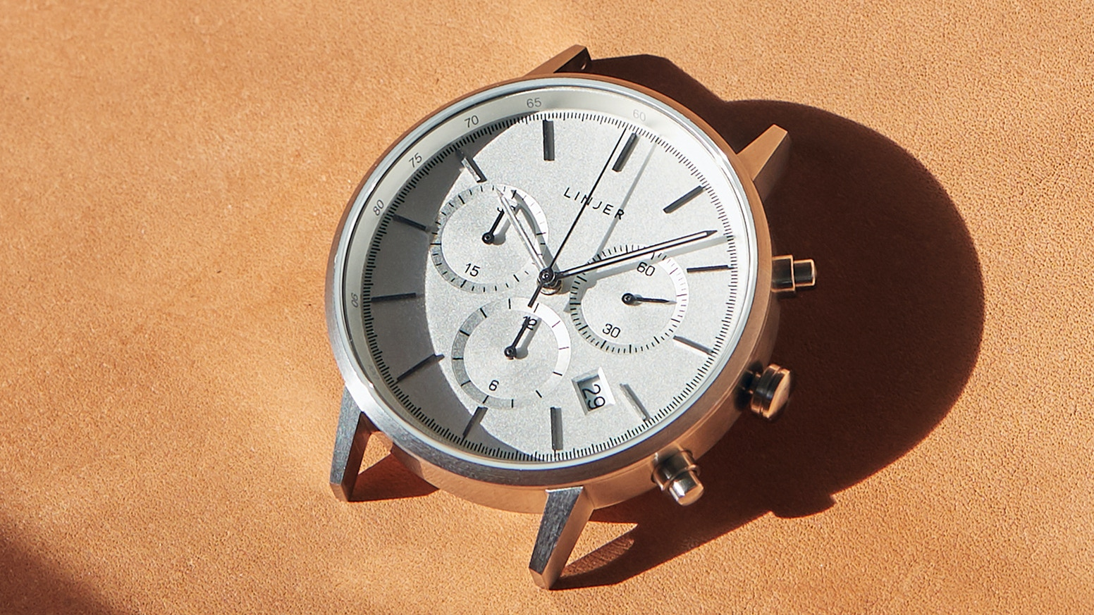 057a2169f1e Swiss Movement Watches without the Luxury Markup by Linjer Leather ...