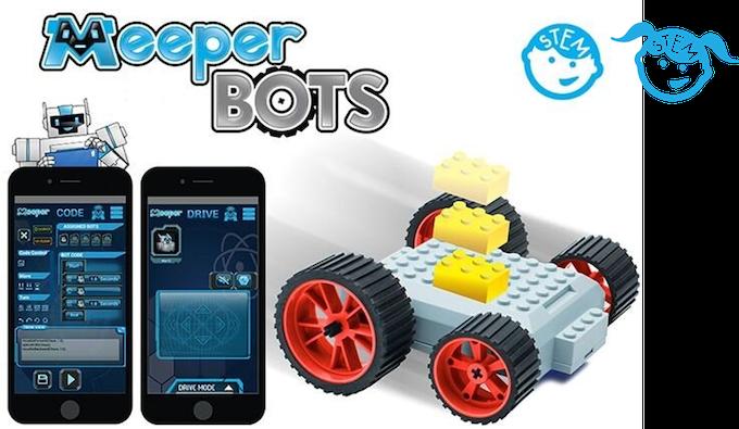 Meeper STEM Robotics Toy