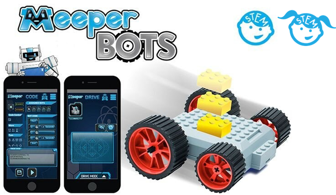Meeper STEM Robotics Toy