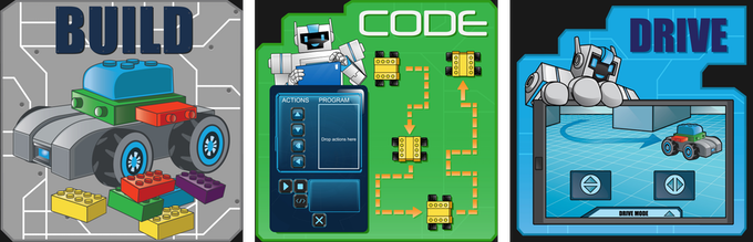 Meeper Build! Code! Drive!