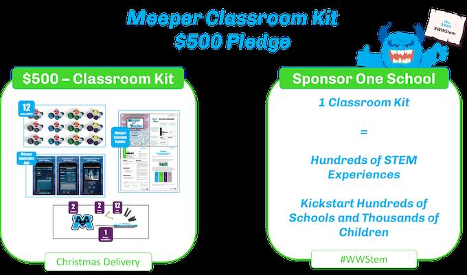 Meeper Classroom Kit