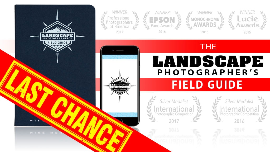The Landscape Photographer's Field Guide project video thumbnail