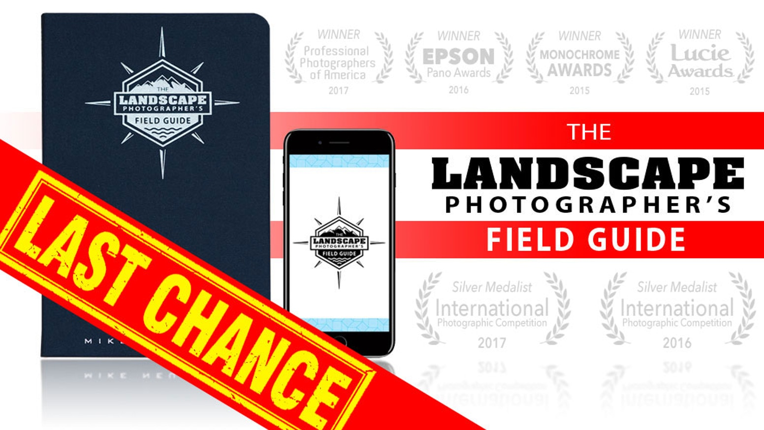 """This is the book EVERY Landscape Photographer should have!"" ~Peter L."