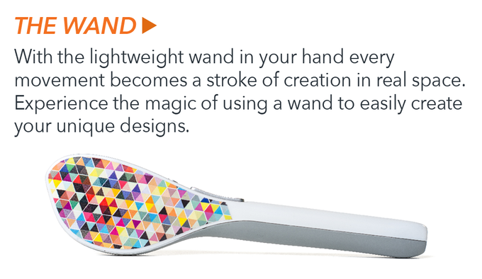 Yeehaw Wand - Easily create any object out of thin air by Yeehaw 3D