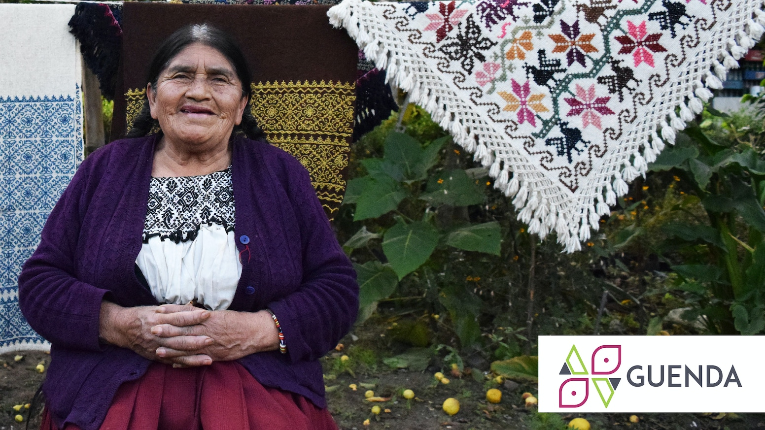 """Guenda connects Mexican artisans with today's market, creating a positive impact with handcrafted products. """"Mexico Creates"""""""