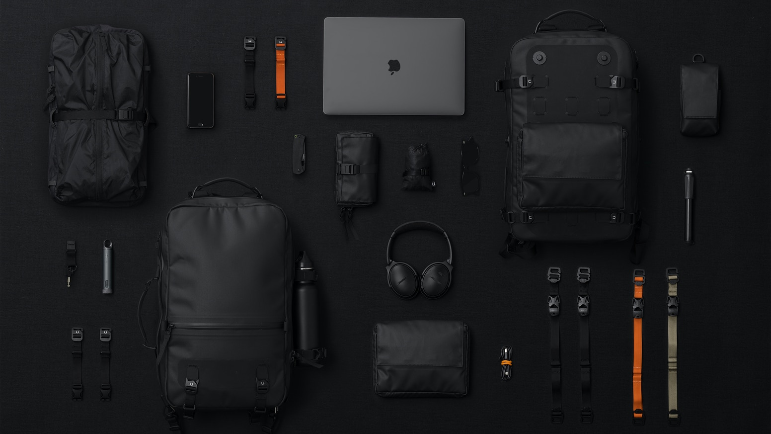 Black Ember backpacks are durable, highly functional, weatherproof packs designed to house and protect your critical gear.