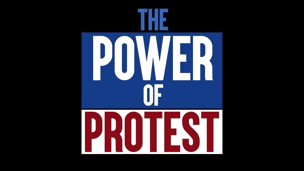 The Power of Protest project video thumbnail