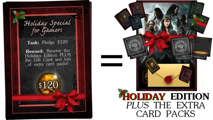 $120 - Holiday Special for Gamers