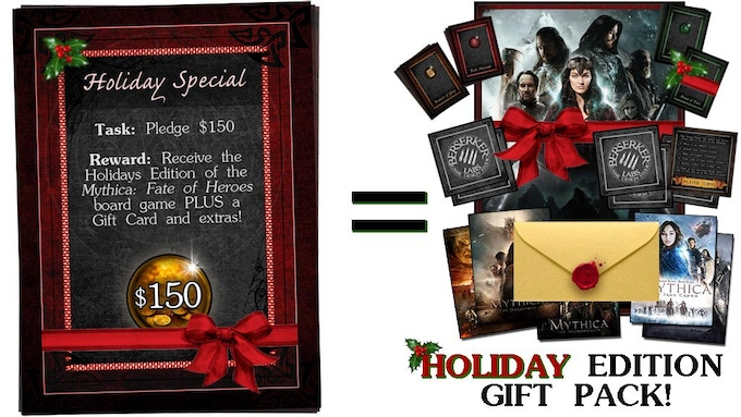 $150 - Holiday Special + 5 Movies
