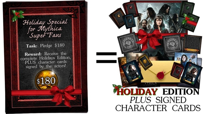$180 - Holiday Special for Mythica Fans