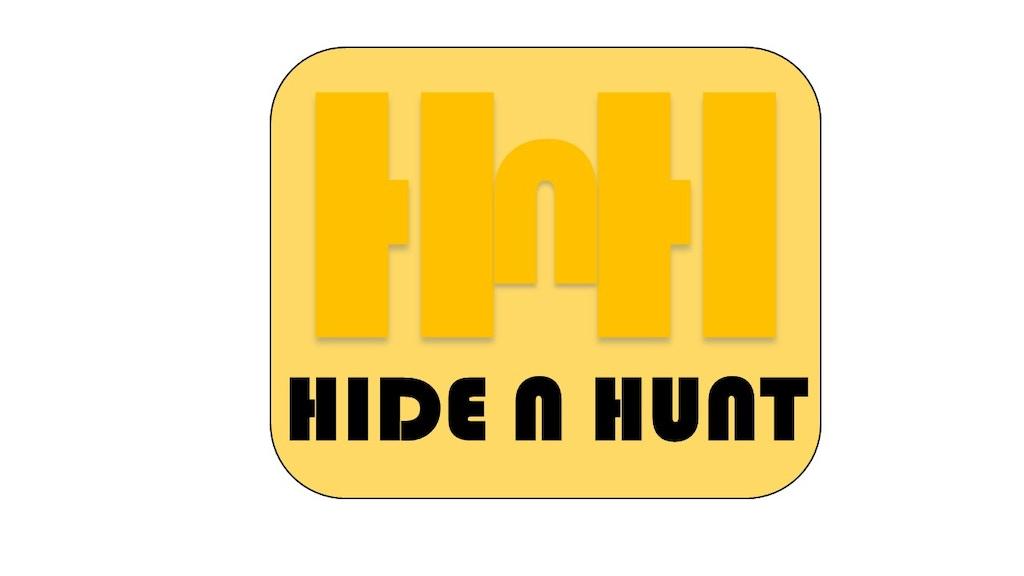 Project image for Hide N Hunt Game App