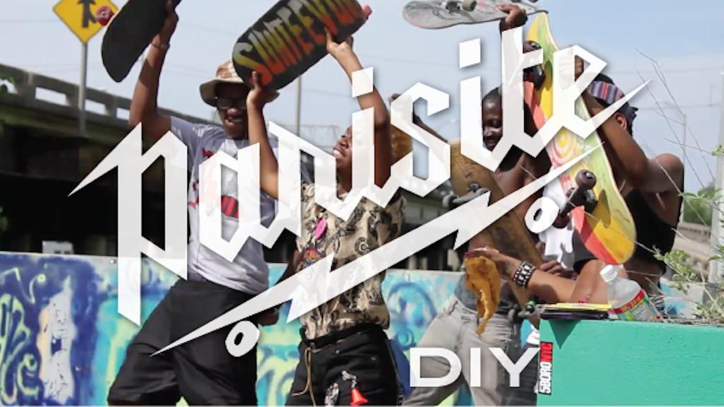 Parisite DIY Skatepark Keeps Growing! project video thumbnail